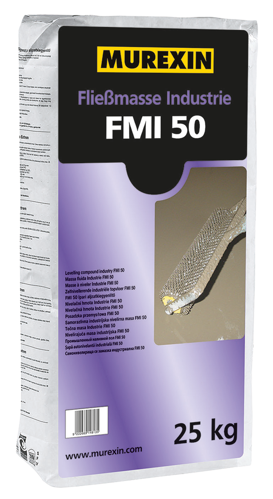 Murexin Podlaha průmyslová minerální FMI 50 25 kg