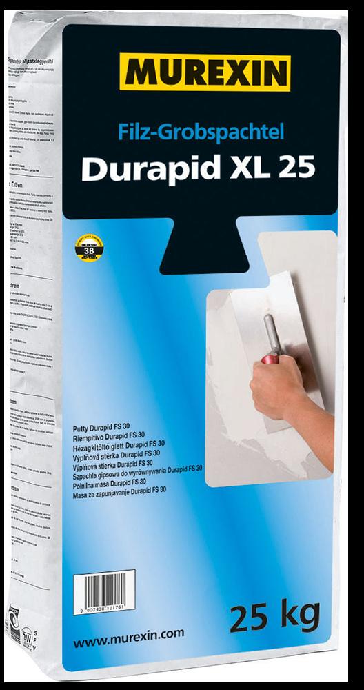 Murexin Stěrka hrubá Durapid XL 25 25 kg