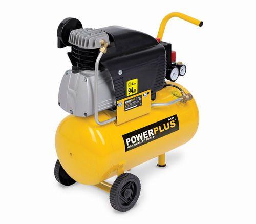 POWERPLUS X POWX1735 - Kompresor 1500W (2Pk) 24L olejový