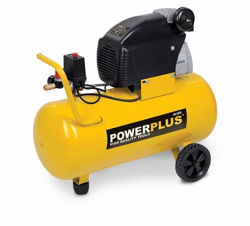 POWERPLUS X POWX1760 - Kompresor 1500W 50L olejový
