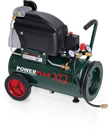 POWERPLUS XQ POWXQ8105 - Kompresor 2,5HP 24 litrů