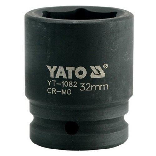"YATO Nástavec 3/4"" rázový šestihranný, 32 mm, CrMo,"