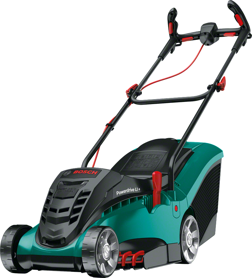 Bosch Rotak 370 LI aku sekačka na trávu