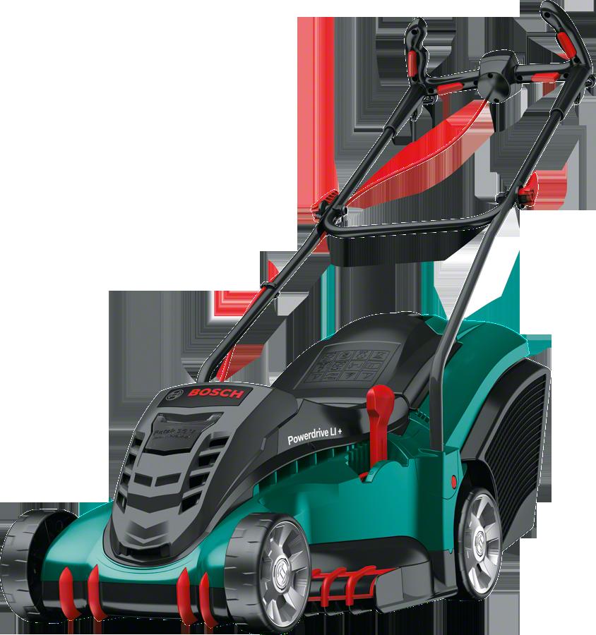 Bosch Rotak 430 LI aku sekačka trávy