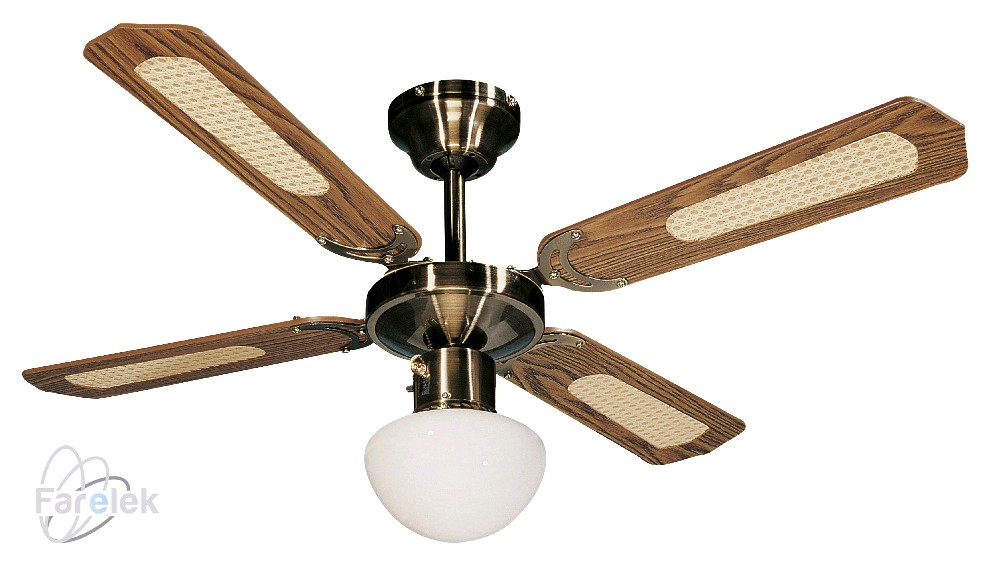 V-GARDEN Stropní ventilátor BALI H.