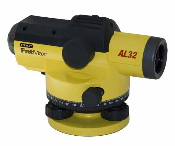 AL32 FatMax® automatická vodováha - sada Stanley 1-77-244