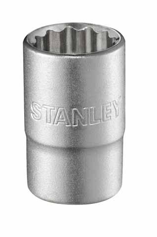 "1/2"" 12hranné hlavice Stanley 1-17-062"