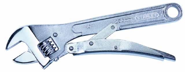 Nastavitelný upínací klíč Stanley 0-85-610