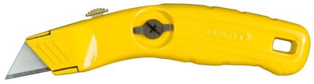 Nůž se zasouvací čepelí Stanley 0-10-707