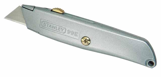 Kovový nůž se zasouvací čepelí 99E Stanley 1-10-099