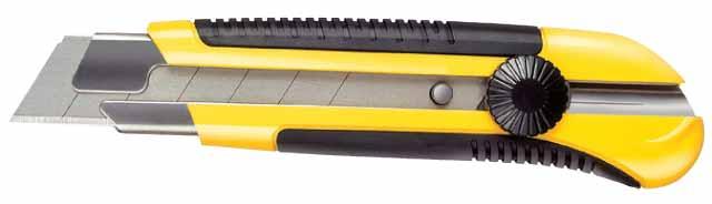 Nůž s odlamovací čepelí 25 mm Stanley 0-10-425