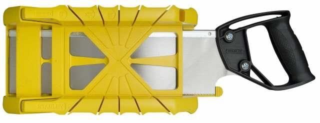 Kosořez s pilkou v úložném prostoru Stanley 1-19-800