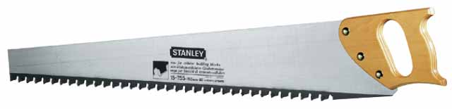 Pila na pórobeton plátková Stanley 1-15-755