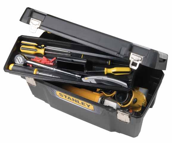 Boxy na nářadí Auto Latch™ Stanley 1-94-214
