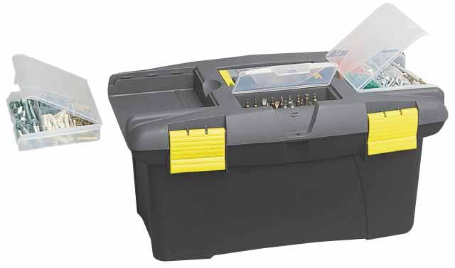 Box na nářadí JUMBO s plastovými přezkami Stanley 1-92-146
