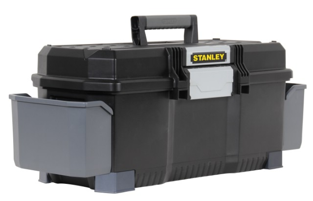 24'' Box na nářadí s přezkou One Latch™ a postranním organizerem Stanley 1-79-189