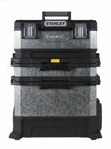 Stanley Kovoplastový montážní box galvanizovaný Stanley 1-95-833