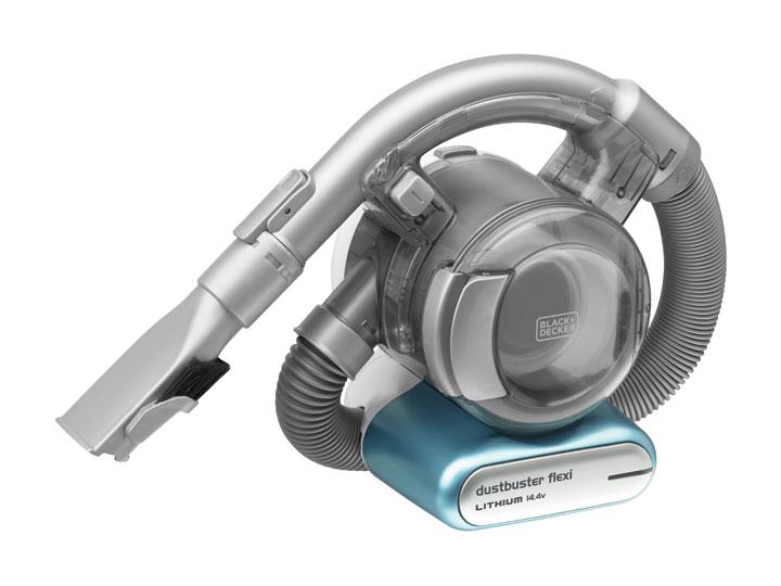 Black & Decker PD1420LP Ruční vysavač Dustbuster® Flexi 14,4 V Li-Ion s nástavcem na zvířecí chlupy