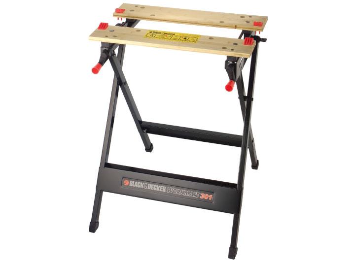 Black & Decker WM301 Pracovní stůl Workmate®