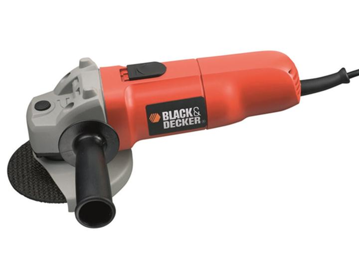 Black & Decker KG725 Malá úhlová bruska 701 W 125 mm