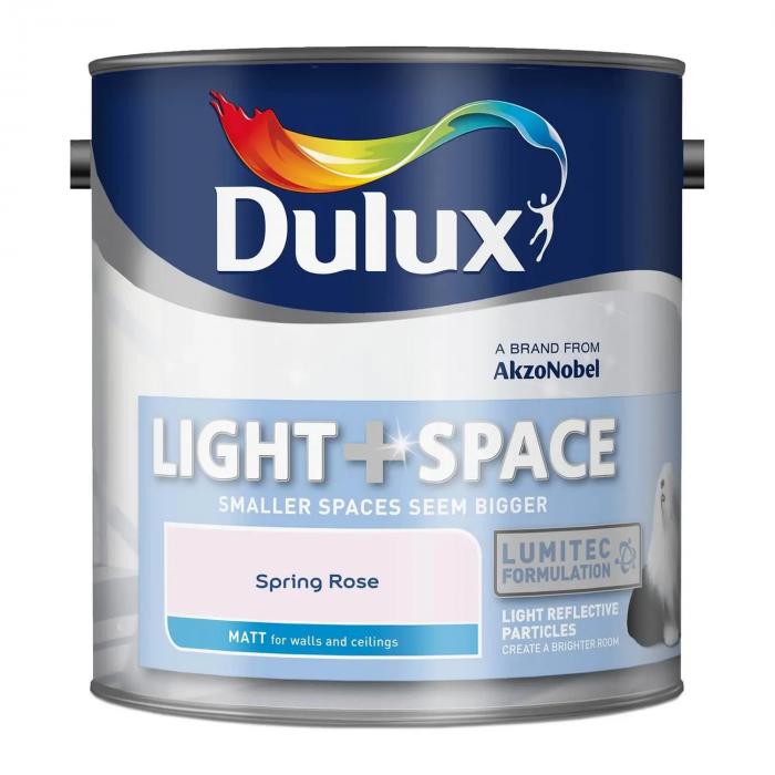 Dulux ritz rose / malinový koktejl Barva interiérová 2.5L