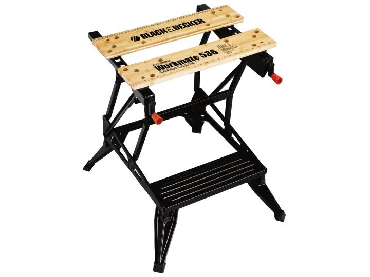 Black & Decker WM536 Pracovní stůl Workmate® s možností nastavení dvou pracovních výšek