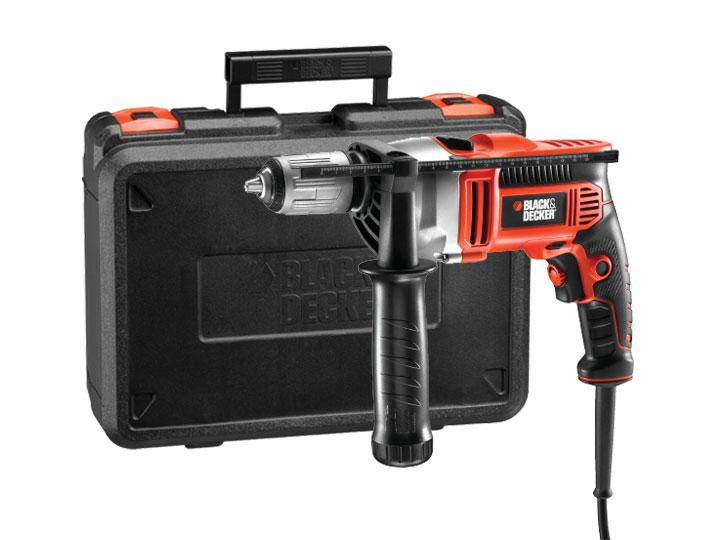 Black & Decker KR805K Příklepová vrtačka 800 W