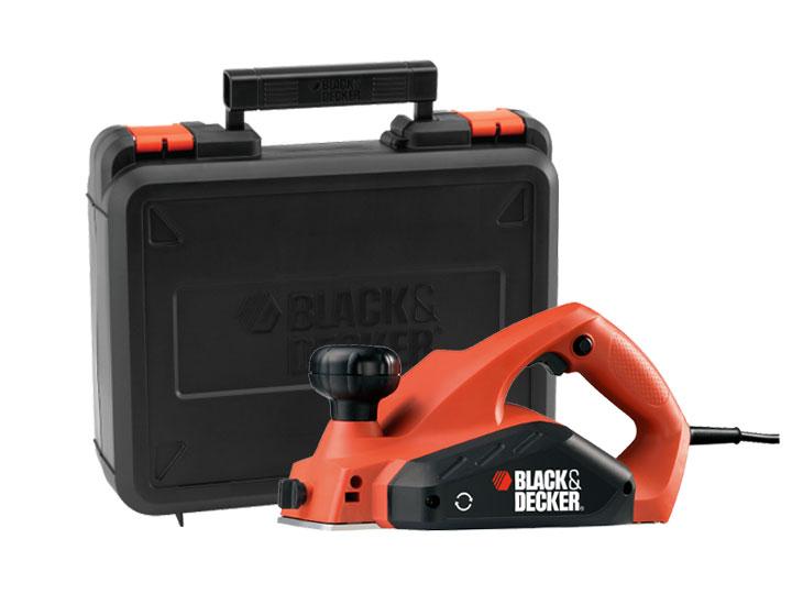 Black & Decker KW712KA Hoblík 650 W na drážkování