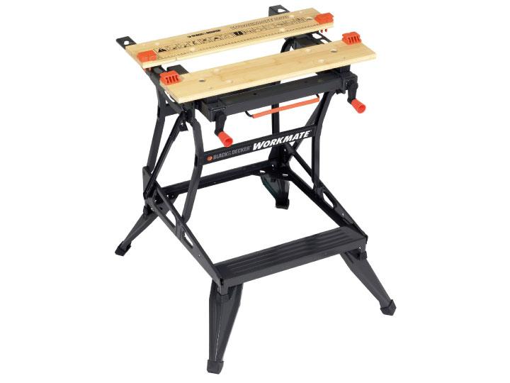 Black & Decker WM550 Pracovní stůl Workmate® s možností nastavení dvou pracovních výšek