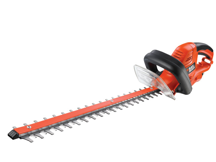 Black & Decker GT5560 Nůžky na živé ploty 550 W (lišta 60 cm)