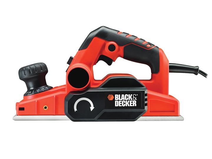 Black & Decker KW750K Hoblík 750 W s vysokým výkonem na drážkování