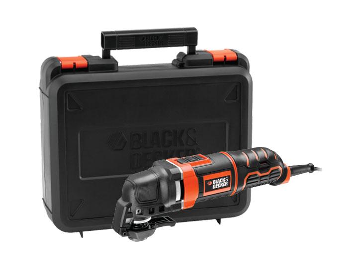 Black & Decker MT300KA Kmitající univerzální nářadí 300 W