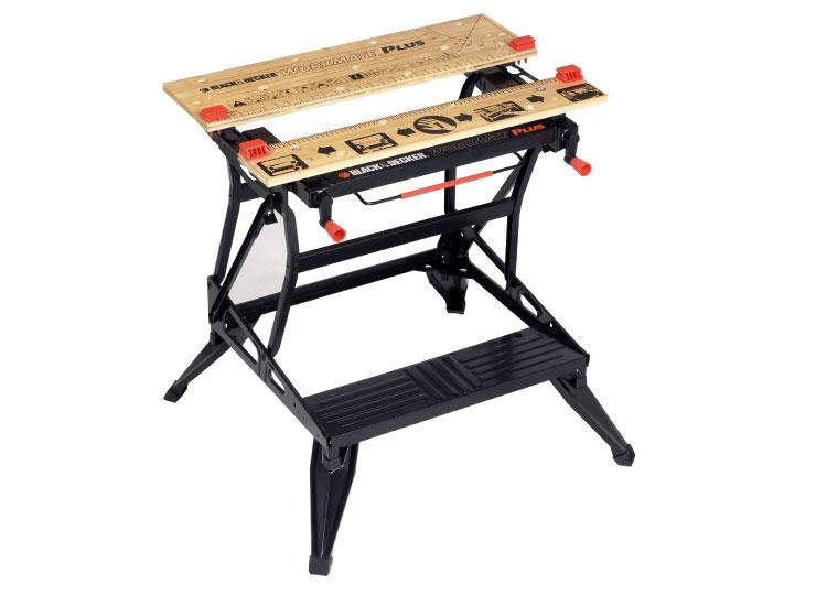 Black & Decker WM825 Pracovní stůl Workmate® Deluxe