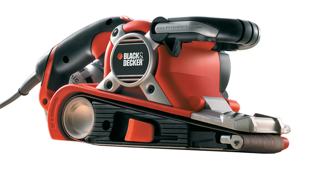 Black & Decker KA89EK Pásová bruska 720 W - 75 x 533 mm