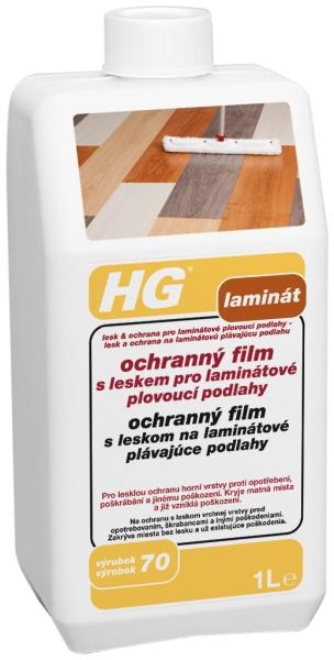 HG ochranný film s leskem pro laminátové plovoucí podlahy (lesk & ochrana pro laminátové plovoucí podlahy)