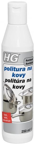 HG politura na kovy