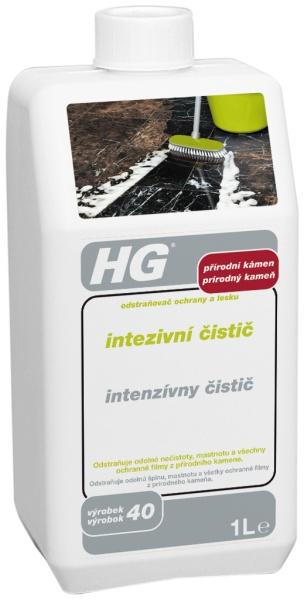 HG intezivní čistič pro přírodní kámen (odstraňovač ochrany a lesku)