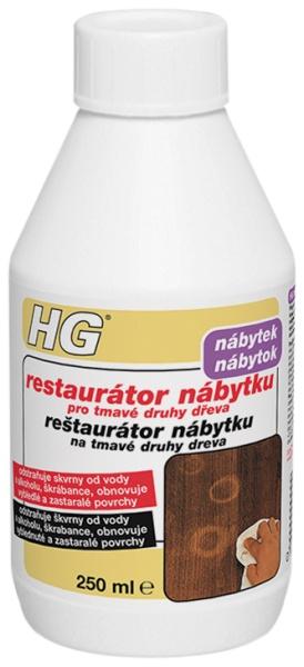 HG restaurátor nábytku pro tmavé druhy dřeva