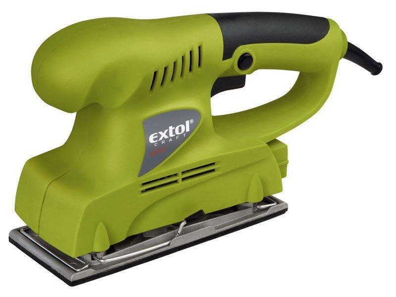 EXTOL CRAFT Bruska vibrační, 190W, , 407112