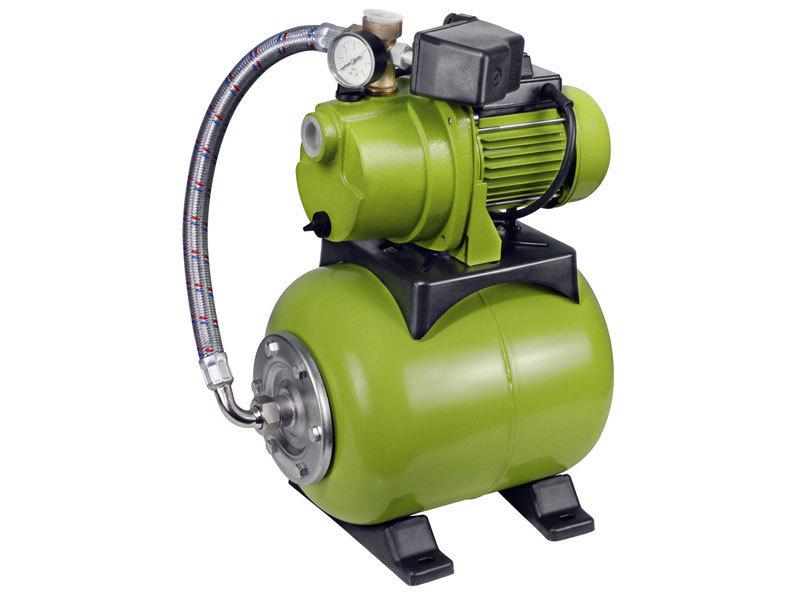EXTOL CRAFT Čerpadlo el. proudové s tlak. nádobou, 1200W, 3800l/hod, 20l, , 414251