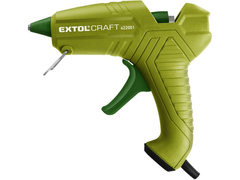 EXTOL CRAFT Pistole tavná lepící, Ř11mm, 40W,