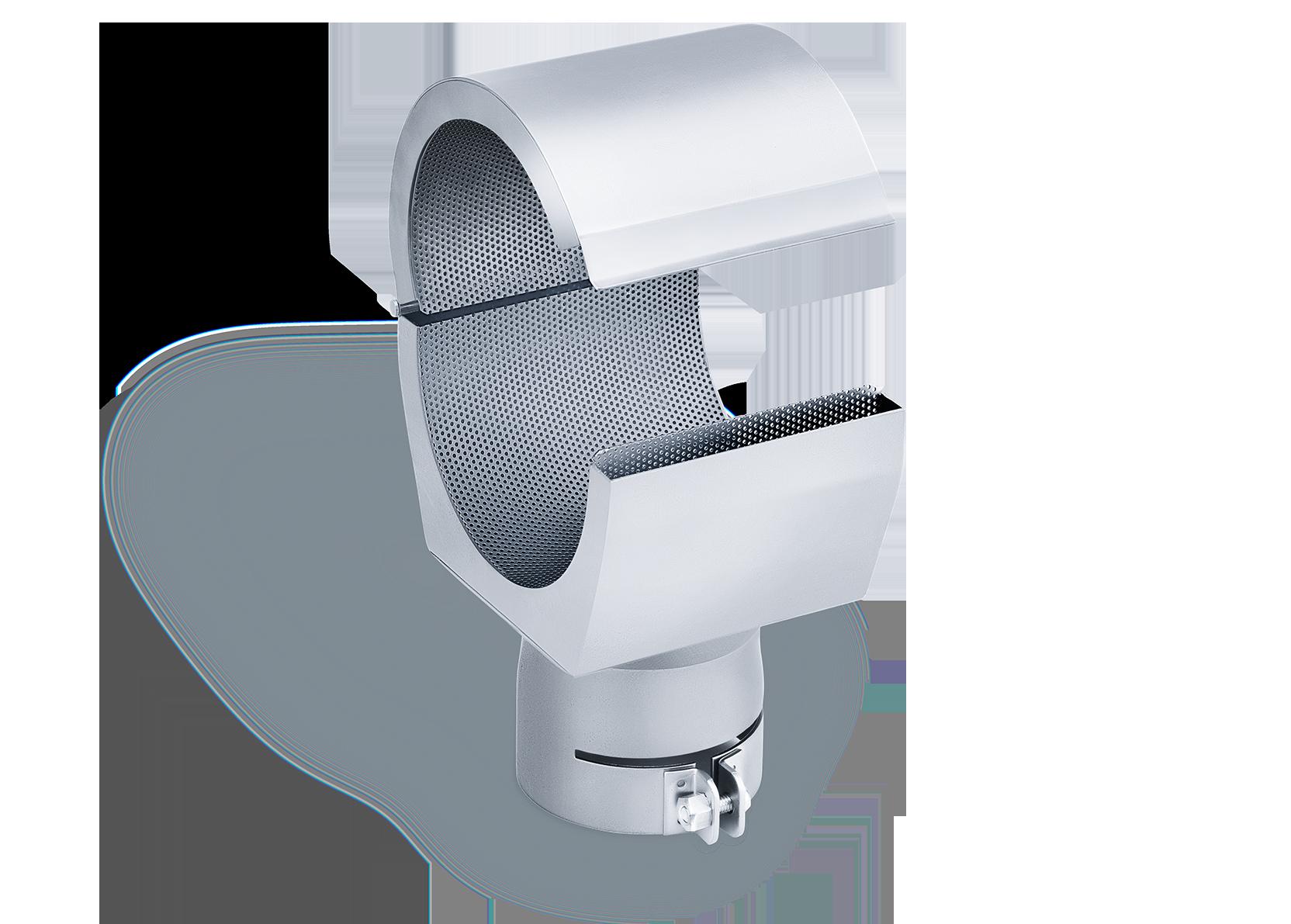 STEINEL PROFESSIONAL Sklopná reflektorová tryska 60x75mm