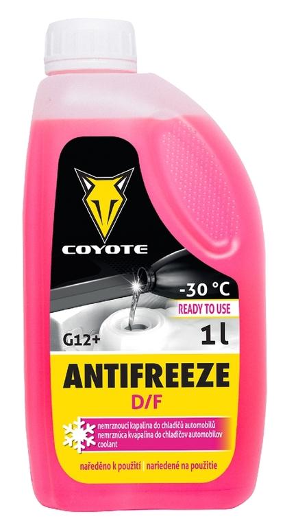 COYOTE Antifreeze D/F READY -30°C 1l