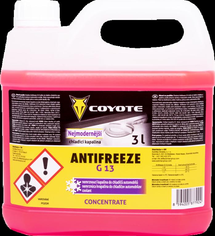 COYOTE Antifreeze G13 3l
