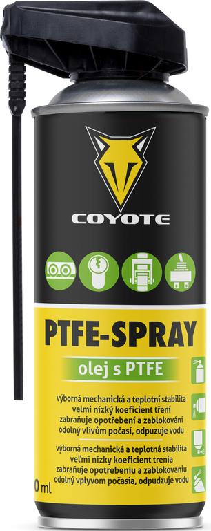 COYOTE PTFE - SPRAY 400 ml