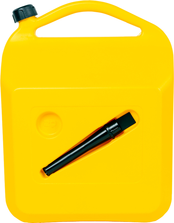 Kanystr PHM COYOTE SECURE 20l plast žlutý