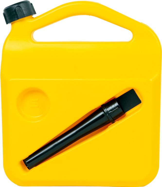 Kanystr PHM COYOTE SECURE 5l plast žlutý