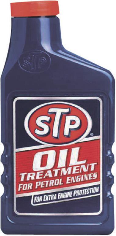 STP ® Přísada do oleje - benzín 300 ml