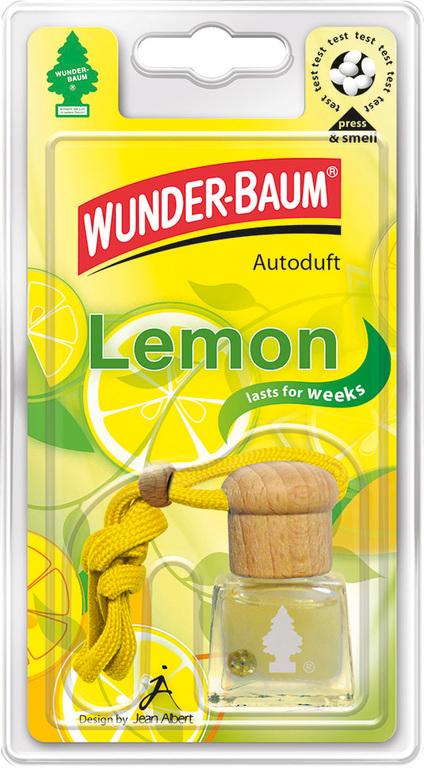 Tekutý osvěžovač WUNDER-BAUM® Citron