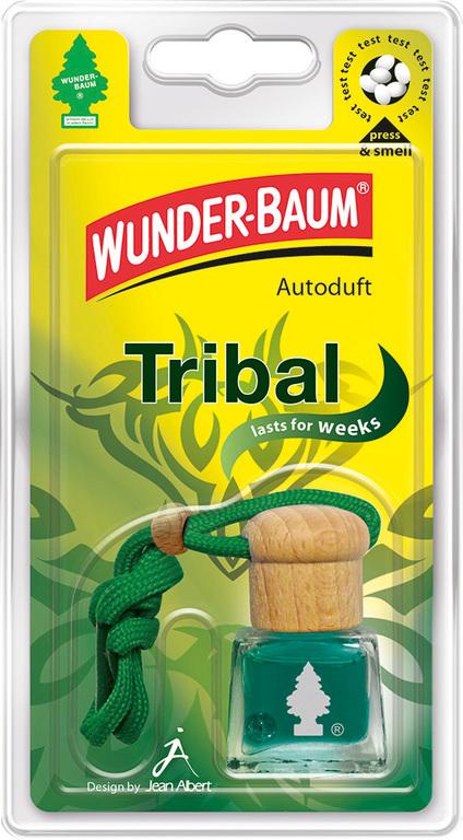 Tekutý osvěžovač WUNDER-BAUM® Tribal